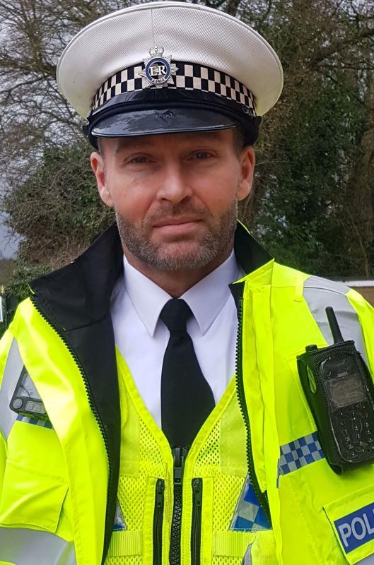 Police Headshot