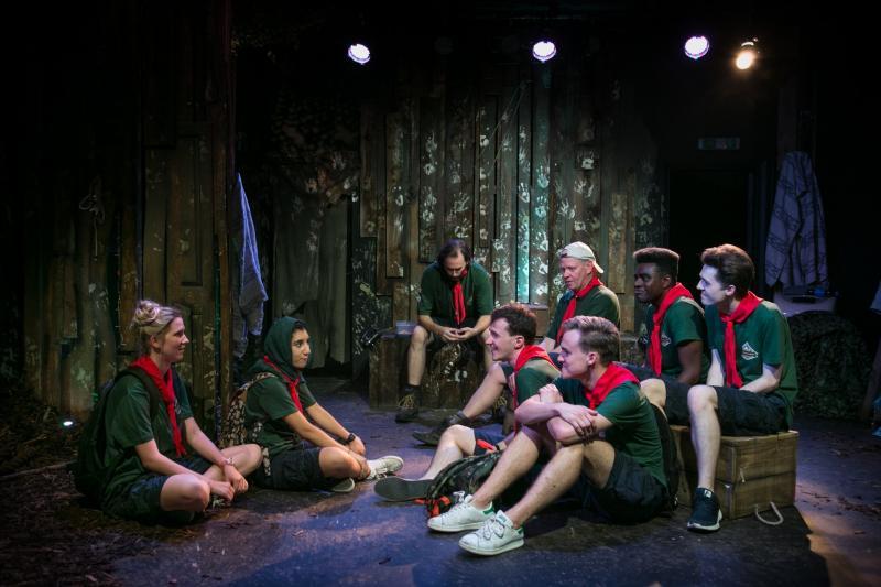 Tribe, London Theatre Workshop, LTW City- June 2017