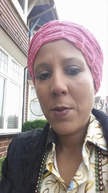 Cameo Role as a 1980's Rasta Gal (Beverley 2016)