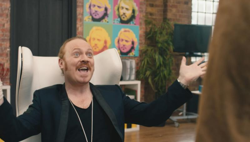 Celebrity Juice Promo - Promax Nominated.