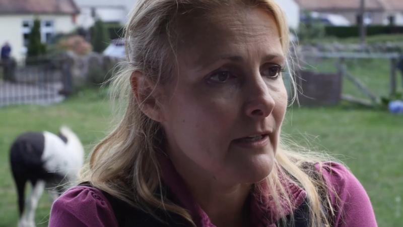 "Jill Bannerman still, ""My Field"", June 2017"