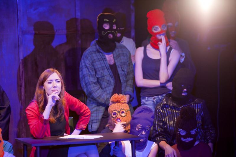 Ratchet- Soho Theatre