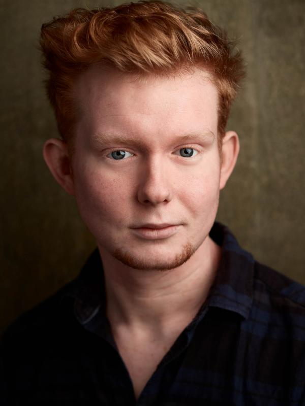 Callum James Headshot