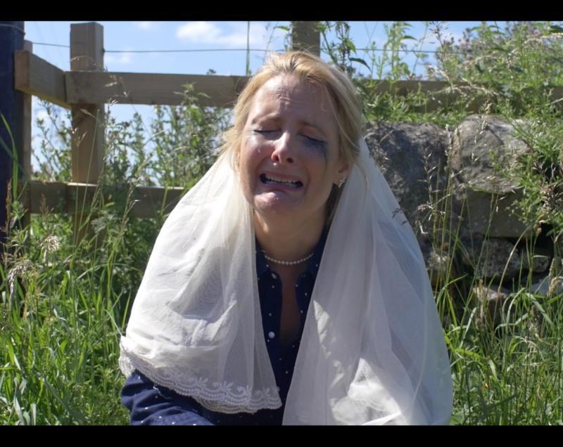 "Saffron Merrick still, ""La Vie En Doses"", July 2017, Director Pamela Hanson"