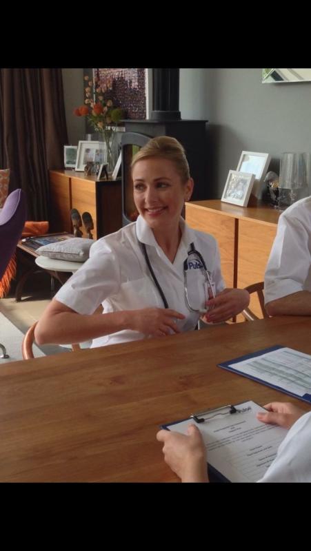 Amanda Holly nurse
