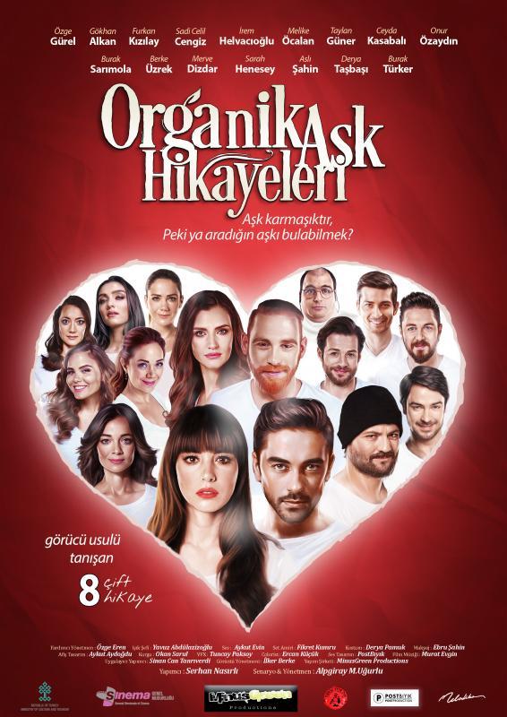 Organic Love Stories Feature Film