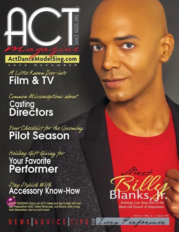 ACT Magazine Cover