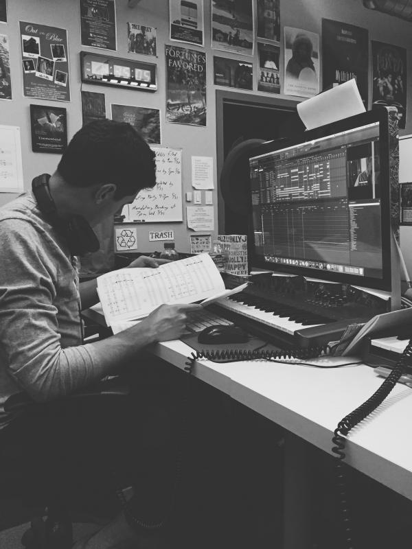 Jarryd Elias - Working on Orchestrations