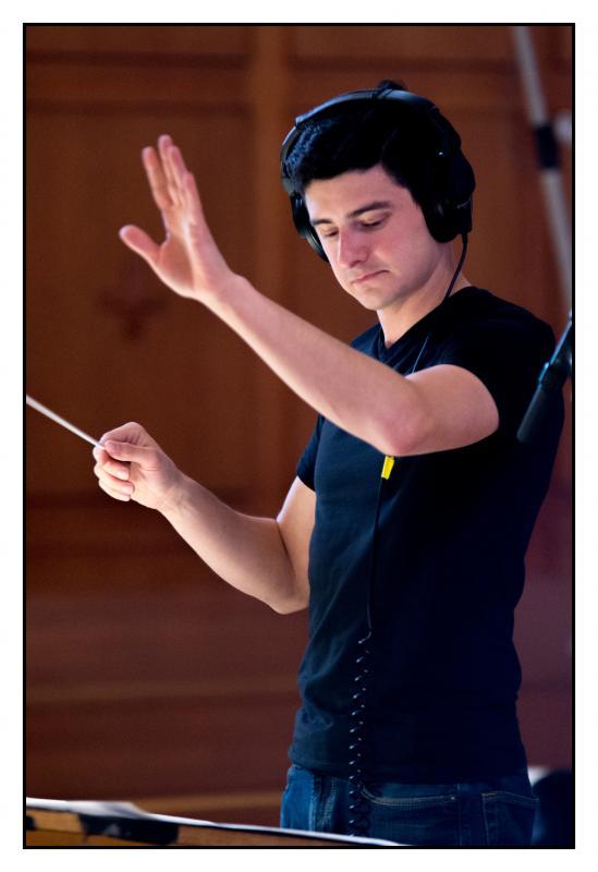 Jarryd Elias - Recording 'What Makes A Hero'