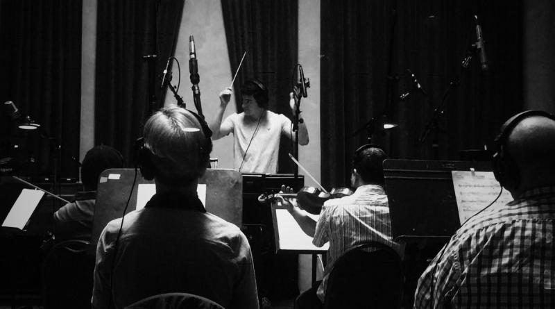 Jarryd Elias - Recording 'Gratuity'