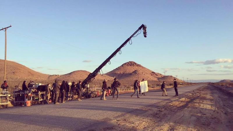 """""""The Silver"""" (Short film) Produced by Isotropic Films. Location: Mojave Desert, California"""