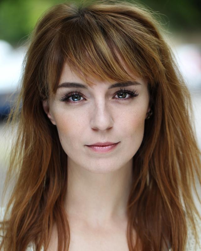 Headshot - Alice Beaumont