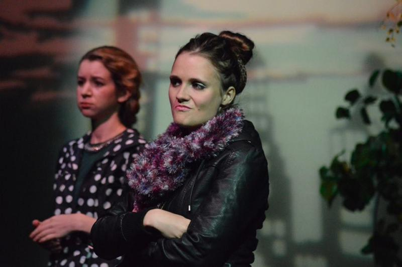 As Jenna, 'Colder Than Here'