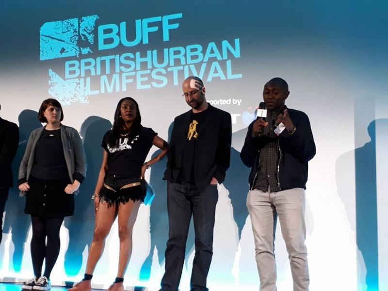 Filmmaker panel q and a British Urban Film festival 2017