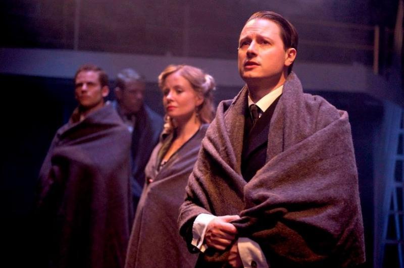 "Lightoller in ""Titanic"" (Southwark Playhouse)"