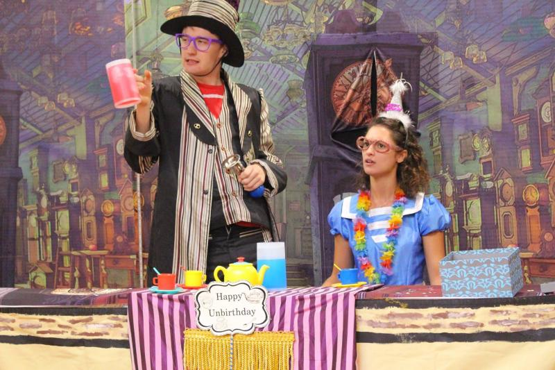 Tic-Tac Alice - Forum Theatre and Education