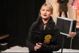 As Carly in play ORENDA, East 15 Acting School