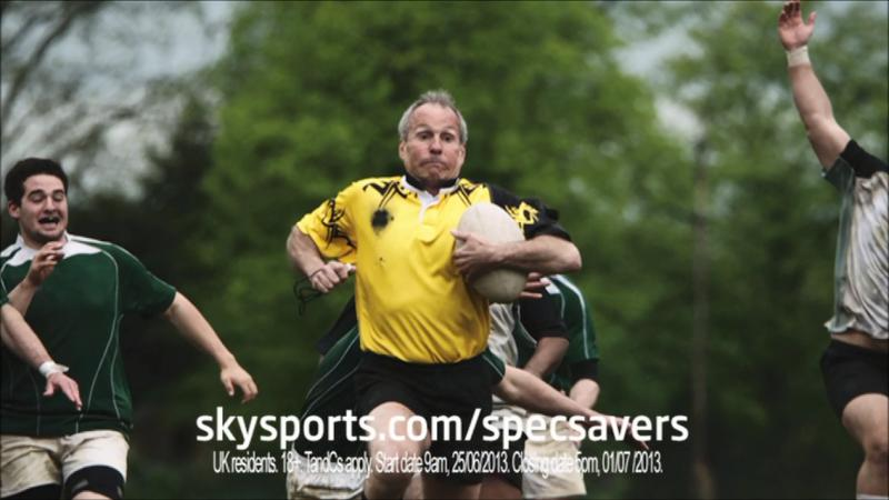 Specsavers - Rugby Ref