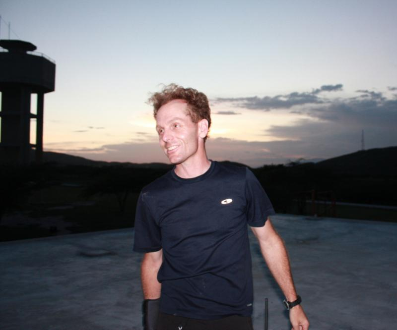 On location: Haiti