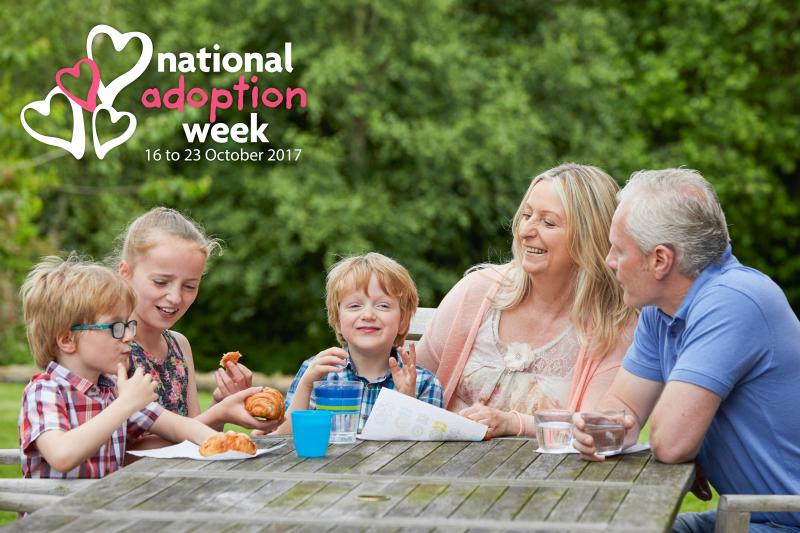 National Adoption Week Poster Oct 2017