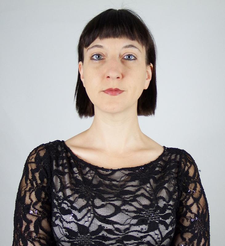 Claire Andrew, Headshot.