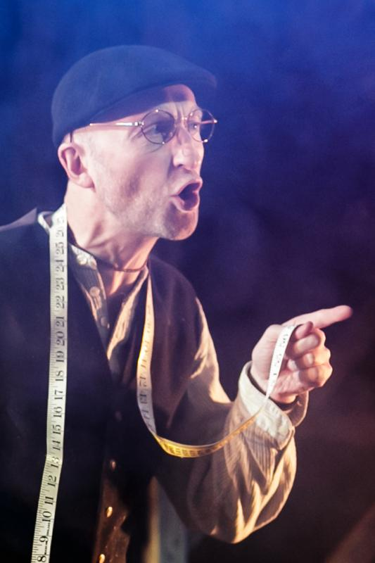 Mr Sowerberry (Oliver Twist)