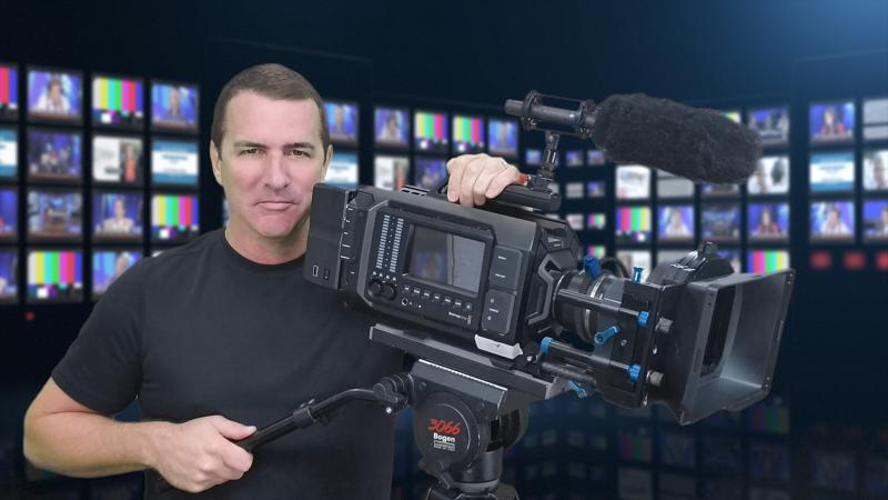 Jeff Bernier - Video Producer
