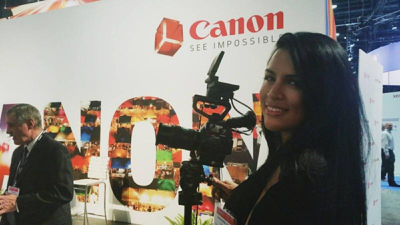 Sandra Bernier - PA and 2nd cam operator