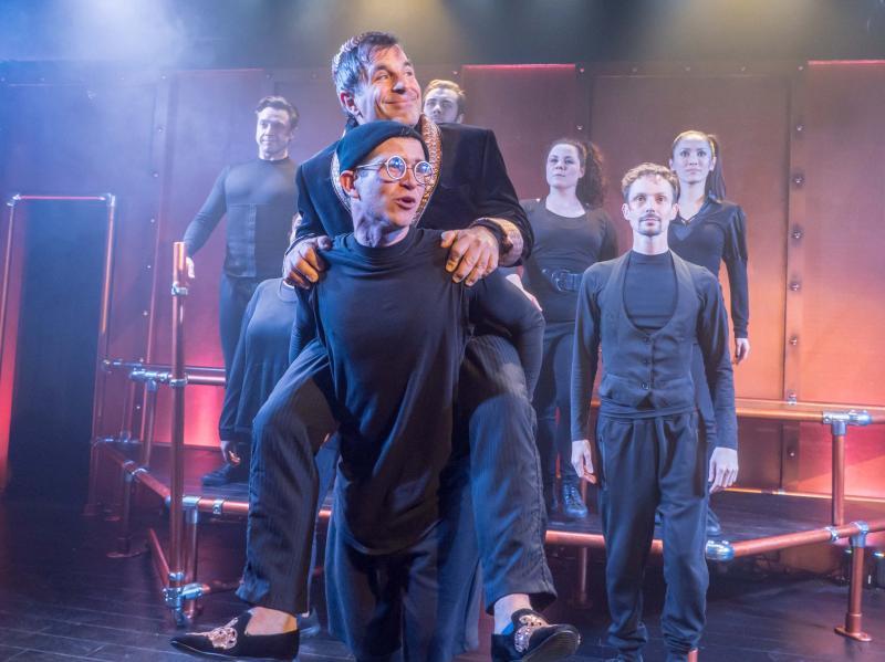 The Frogs, Jermyn Street Theatre 2017