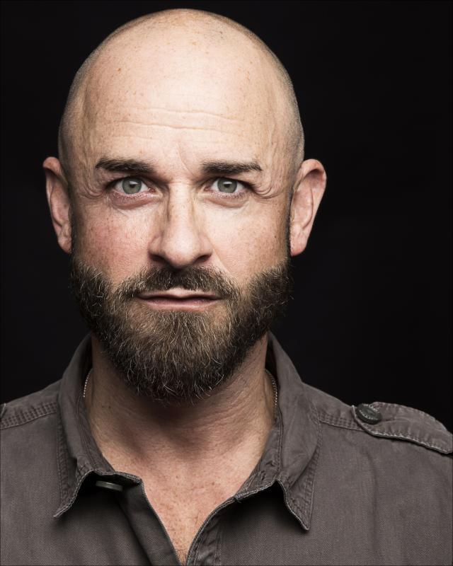 Ryan Hurst, Actor, London