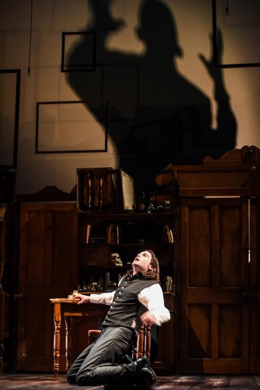 The Strange Case of Dr Jekyll & Mr Hyde for Blackeyed Theatre