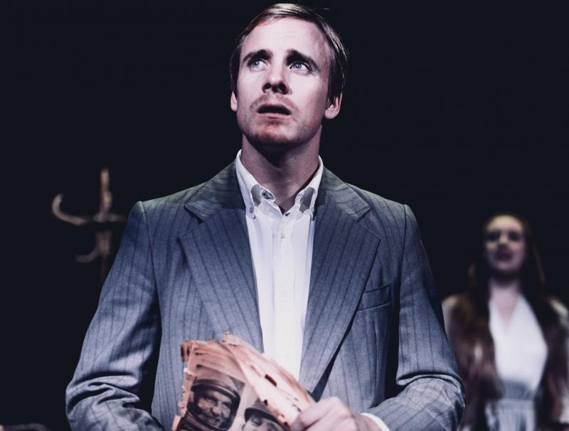 Tom in Mother's Ruin - Stockwell Playhouse, London