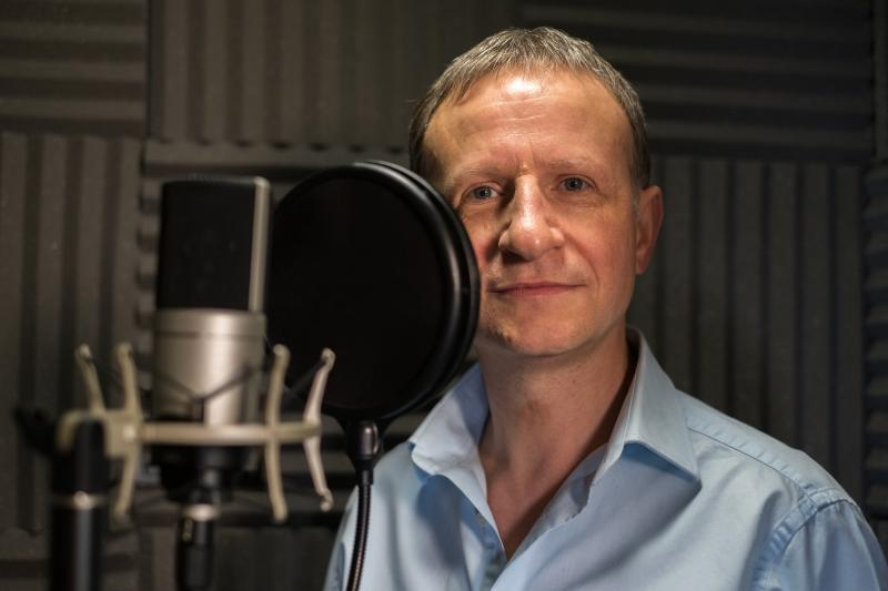 Mark Ryes Voiceovers