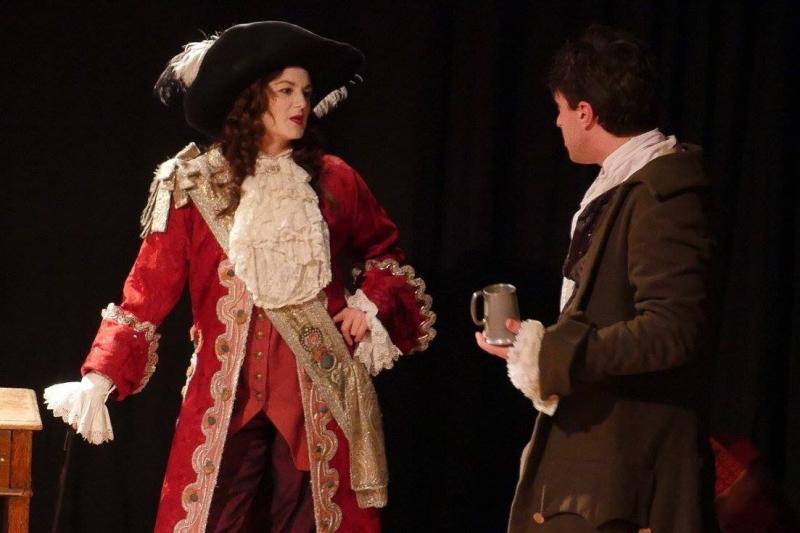 As Sir Charles Freeman in The Beaux' Stratagem