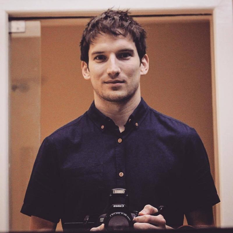 Tom Dixon Self Portrait