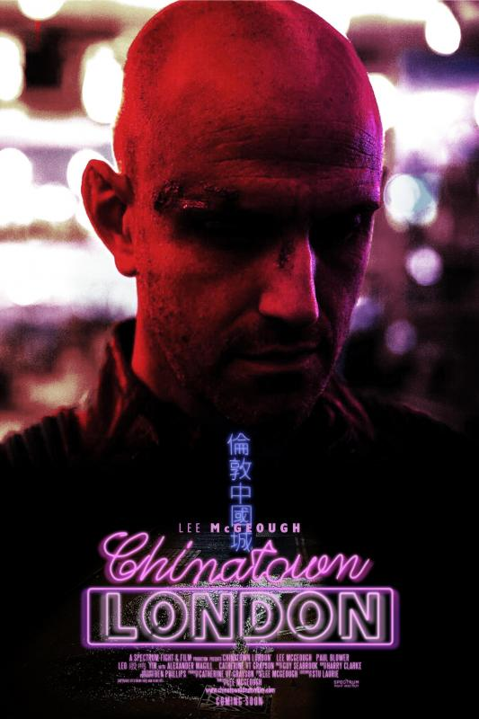 Chinatown London poster