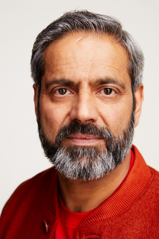 Photograph beard