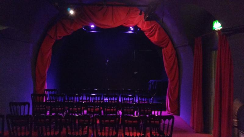 Museum of Comedy Cooper Room