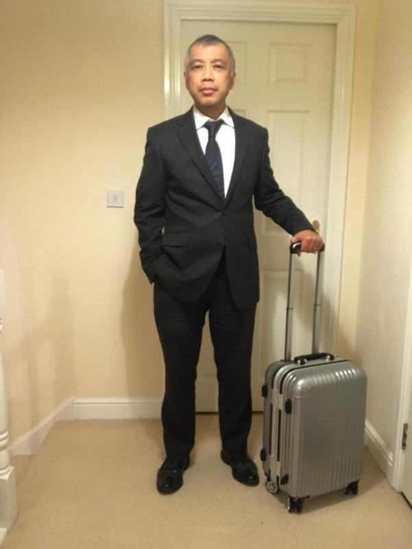 Dark 2 pc suit