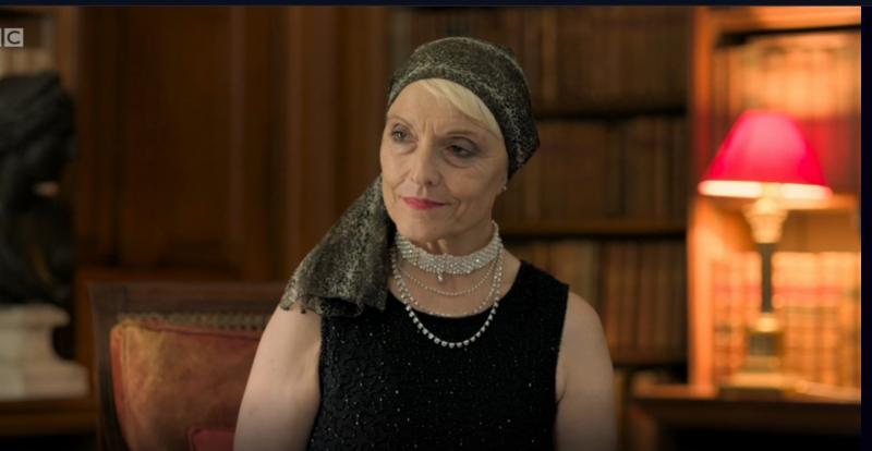 "Lady Jemima Andrews ""Armchair Detectives"" , BBC One 2017"