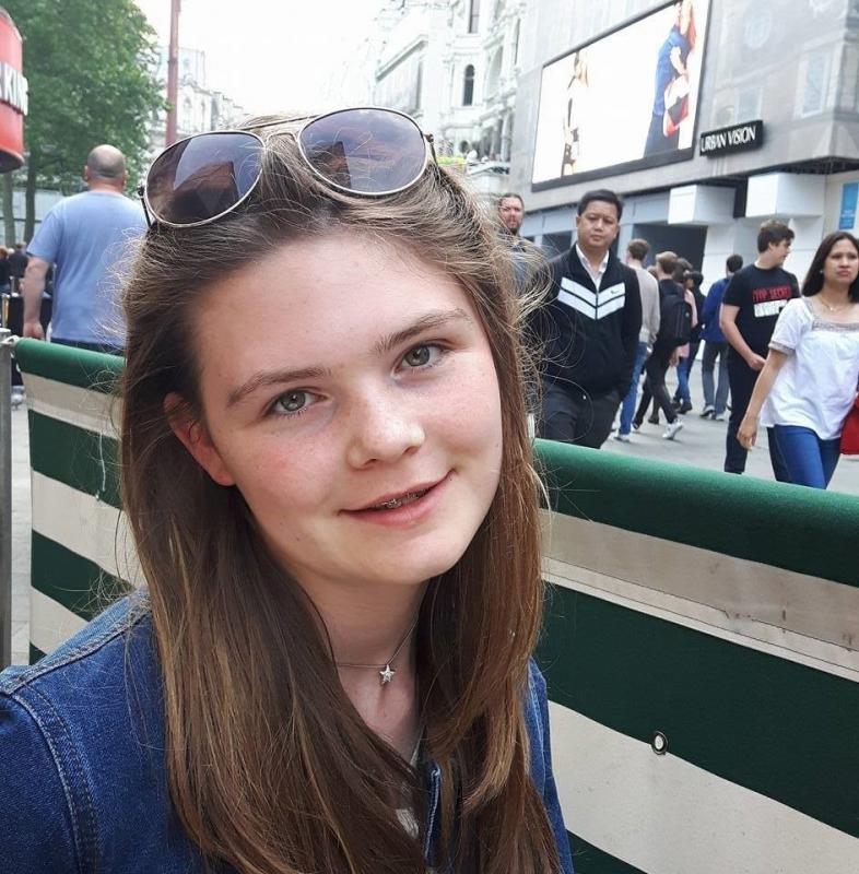 Miss Charlotte Ayre-Larkin