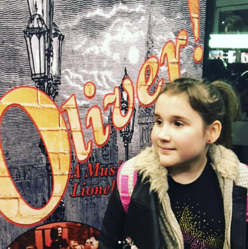 Oliver, Radlett Theatre production