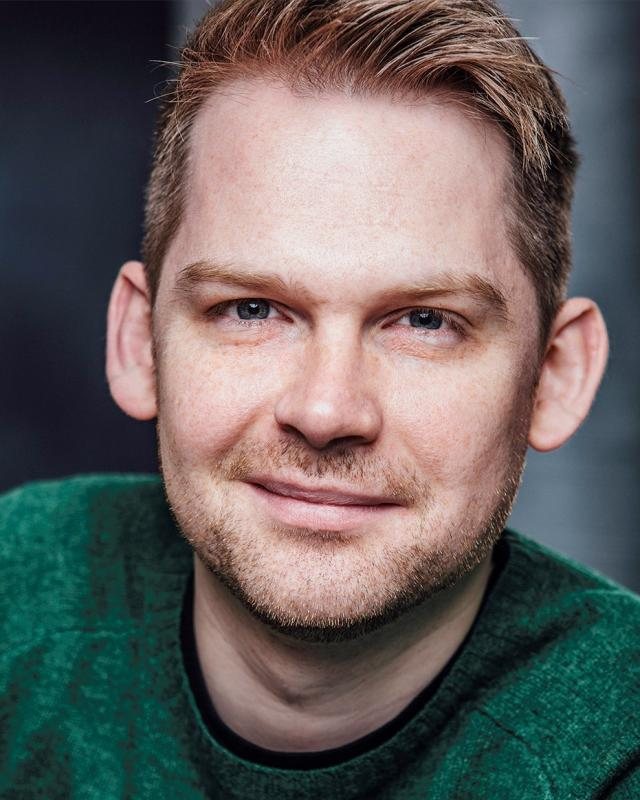 Damian Cooper Actor Greater London