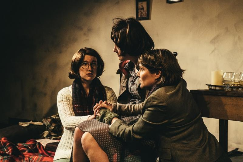 Margot, The Diary of Anne Frank, Tread the Boards Theatre Company