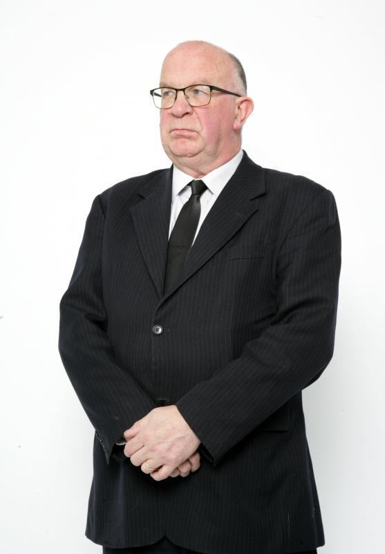 Club Bouncer / Funeral Director
