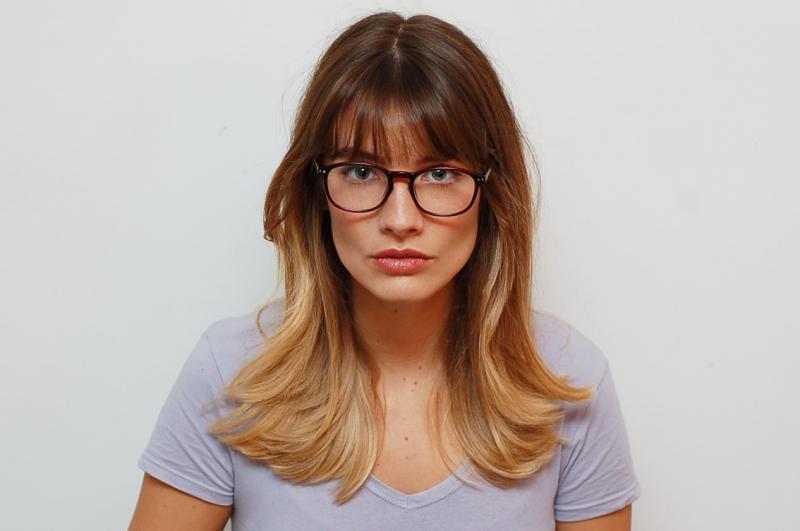 Glasses Headshot