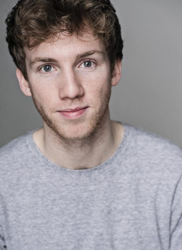 Headshot - Christian James