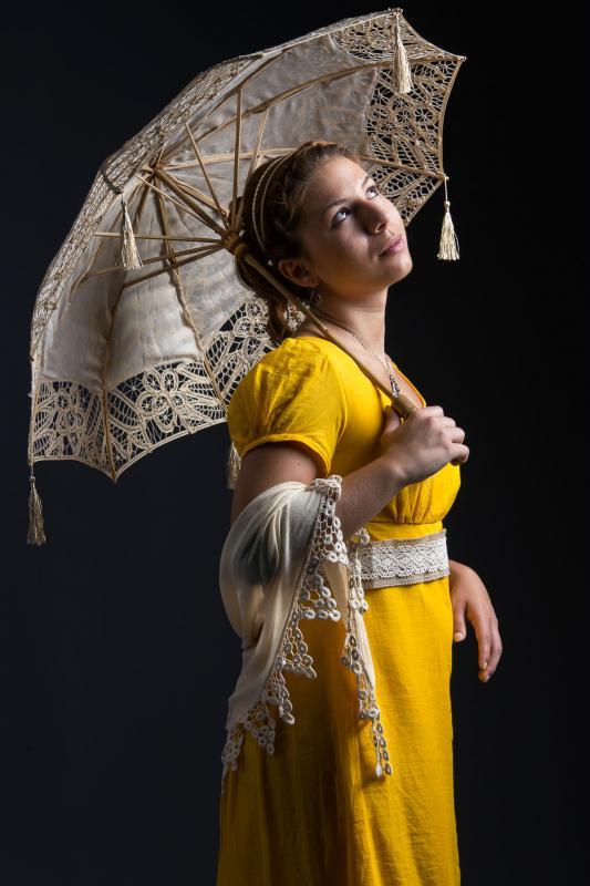 Period costume (Regency)