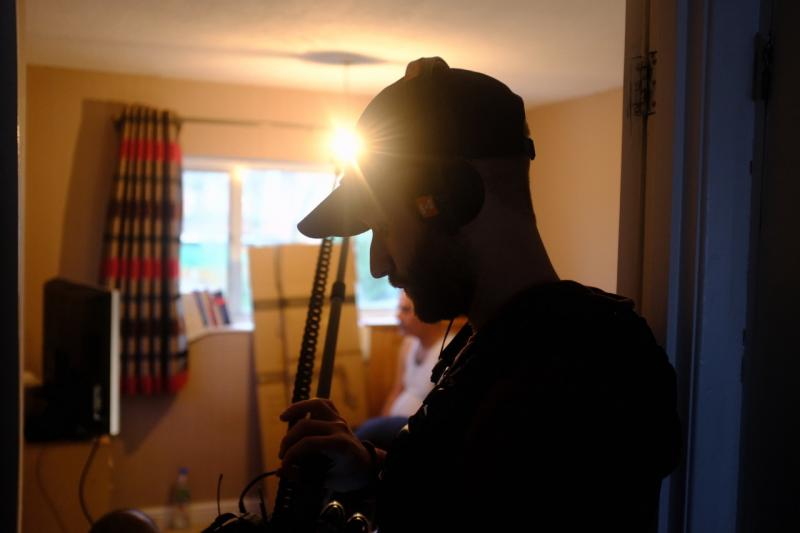 Sherif - Sound Recordist 2