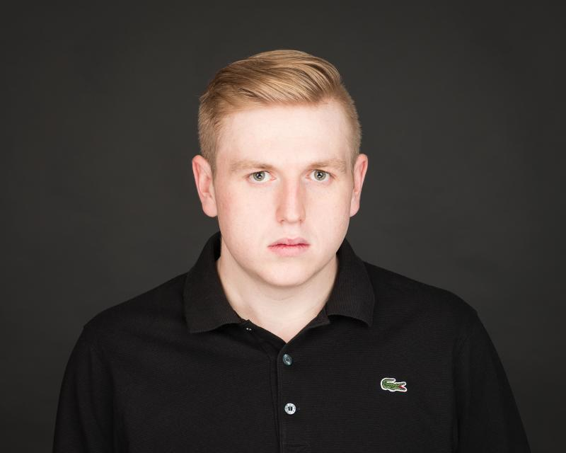 Professional Headshot in Colour